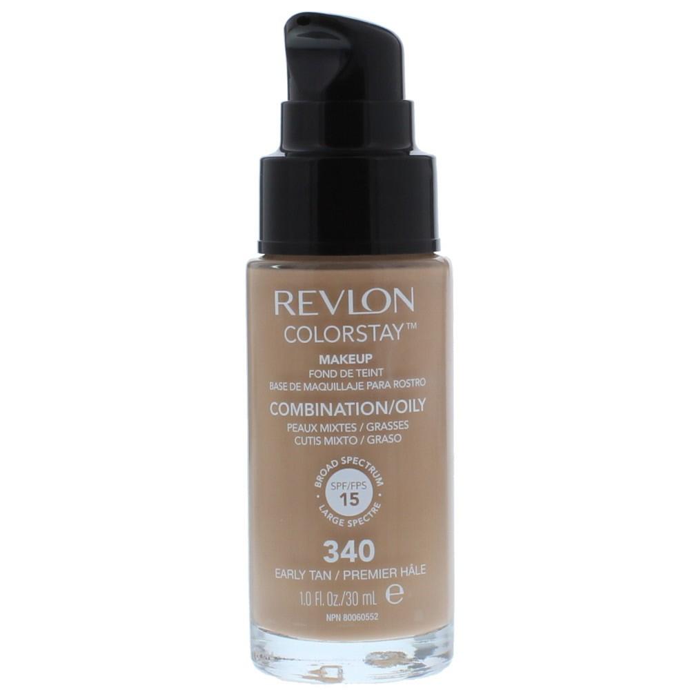 Revlon 露华浓 24小时不脱色粉底液SPF15 - Early Tan 30ml