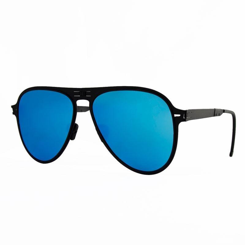 折疊太陽眼鏡 - Atlas 水銀偏光片 (獨家贈送收納包) 8101.13.63