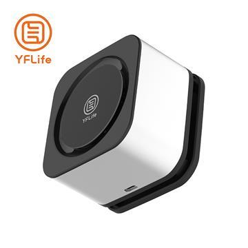 YFLife AIRbox奈米光觸媒車用空氣淨化器 銀(F-WA-YFAIRBOX-SIL)