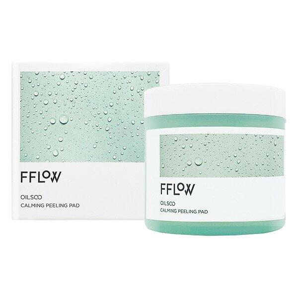 FFLOW 精油去角質棉片60片