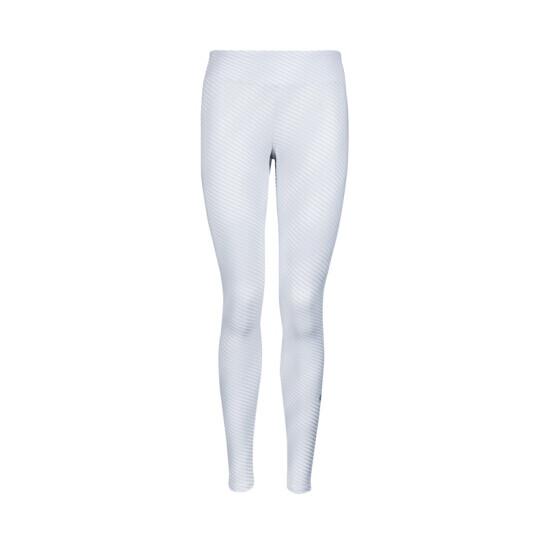 (b4)asics 亞瑟士 女印花緊身褲 瑜珈褲 運動緊身褲 153549-0014 白