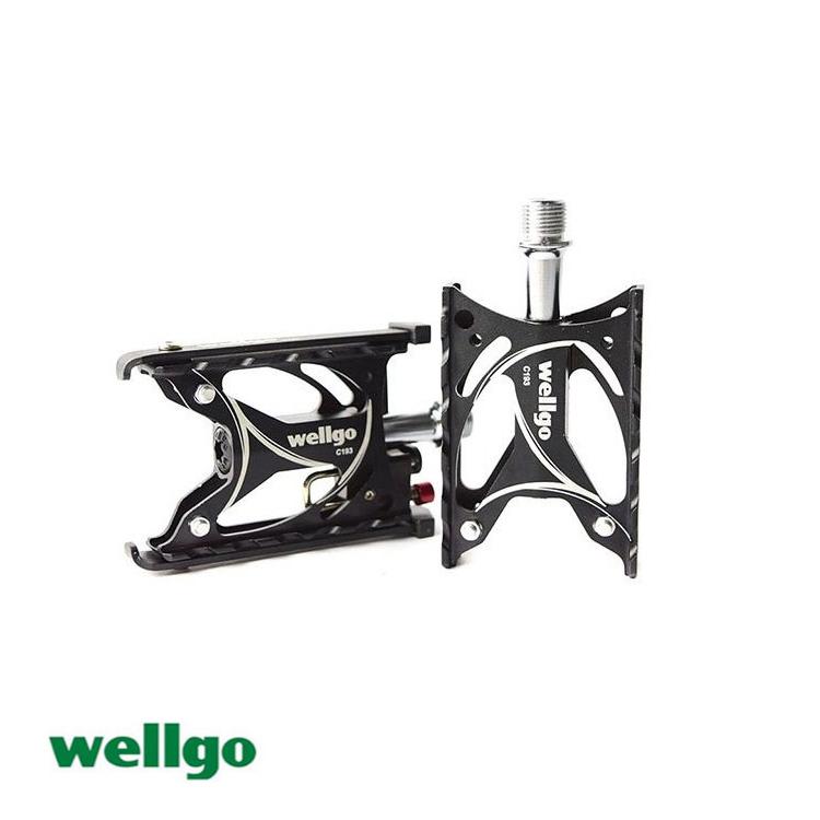 Wellgo 腳踏C238/城市綠洲(自行車、腳踏、駐車架、省力)