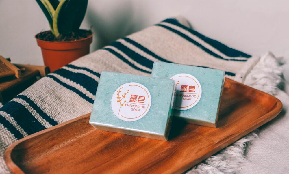 璽皂-超涼薄荷皂