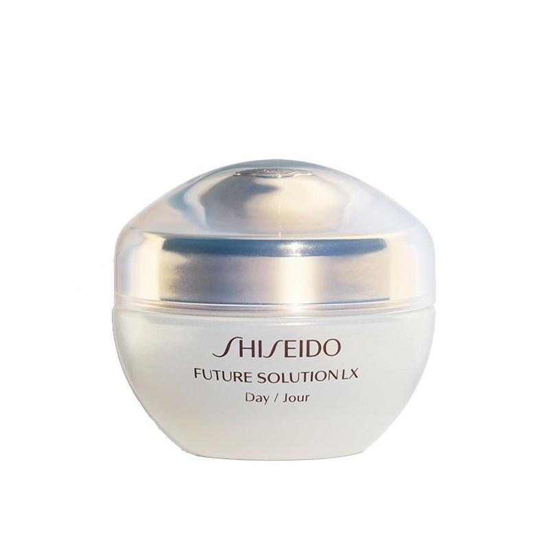 Shiseido资生堂时光琉璃御藏集效防护霜SPF20-50ml