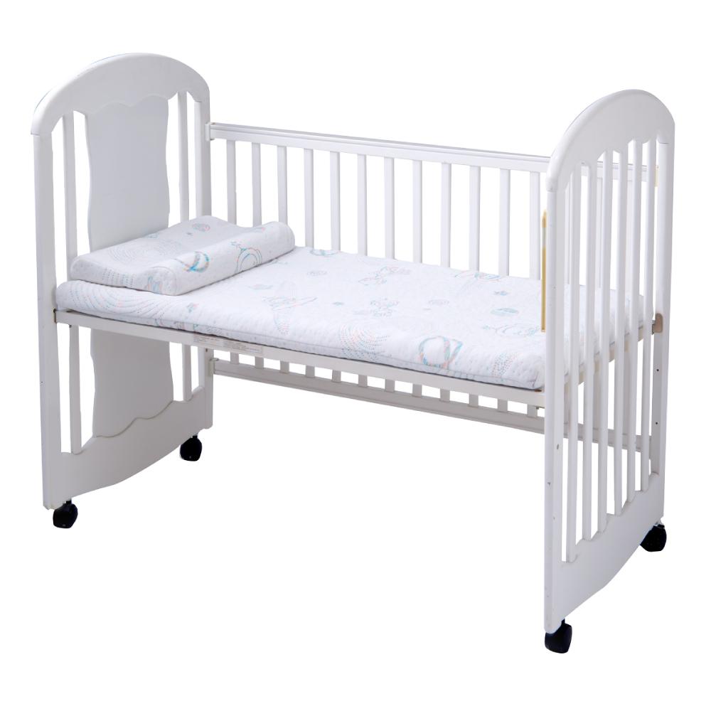 TENDAYS 太空幻象嬰兒護脊記憶床墊 小單 5cm厚