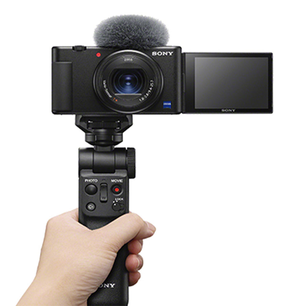 SONY Digital Camera ZV-1 ZV1 類單眼相機 輕影音手持握把組合 (公司貨)
