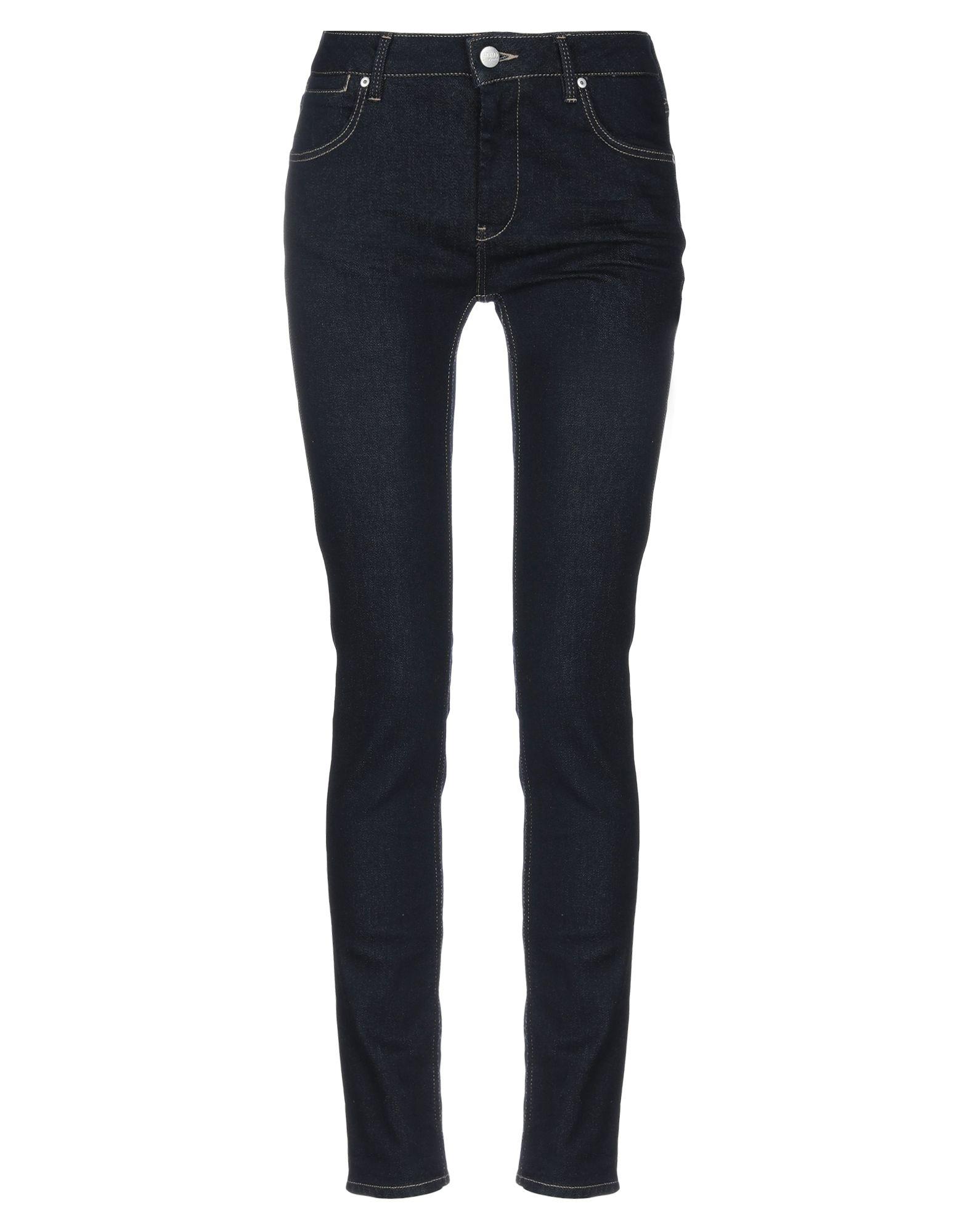 REIKO Denim pants - Item 42780573