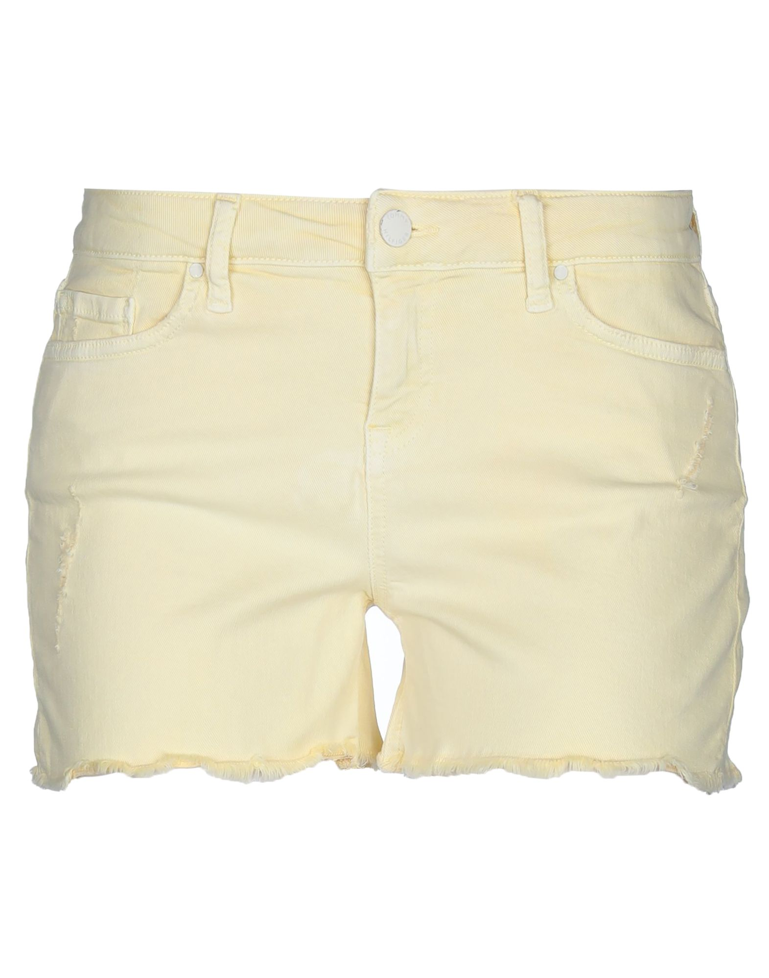 TOMMY HILFIGER Denim shorts - Item 42783986