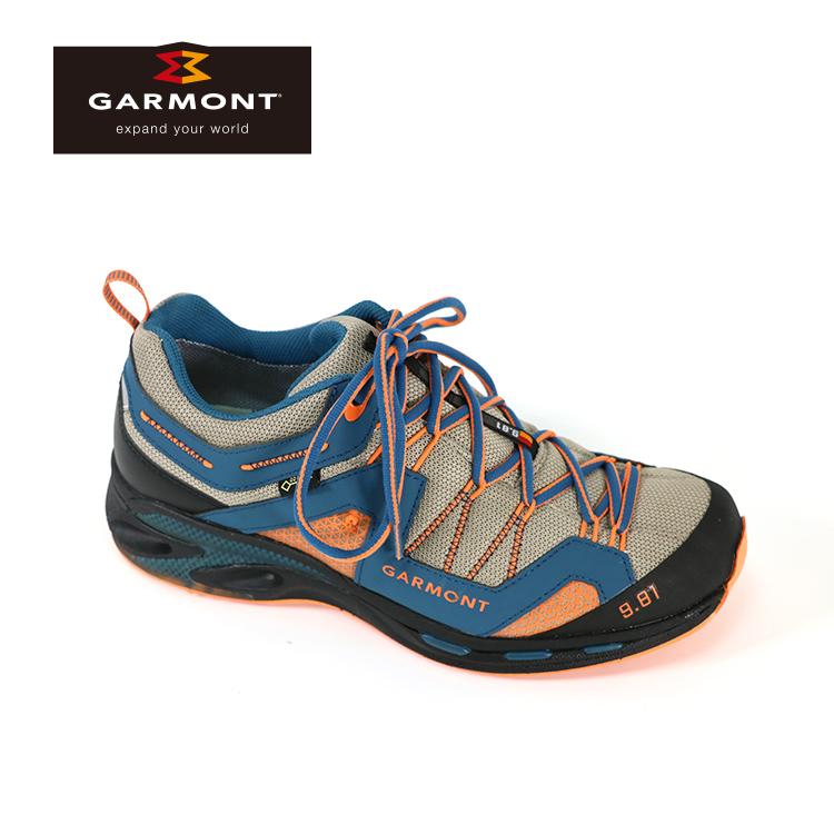 GARMONT 男 GTX 低筒疾行健走鞋 9.81 Trail pro III 481221/211