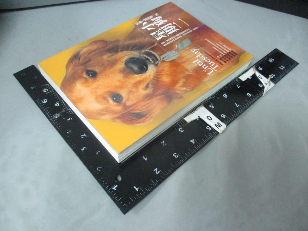 【書寶二手書T3/寵物_CJN】小狗星期二_路易斯‧卡洛斯‧蒙塔望、布雷‧威特