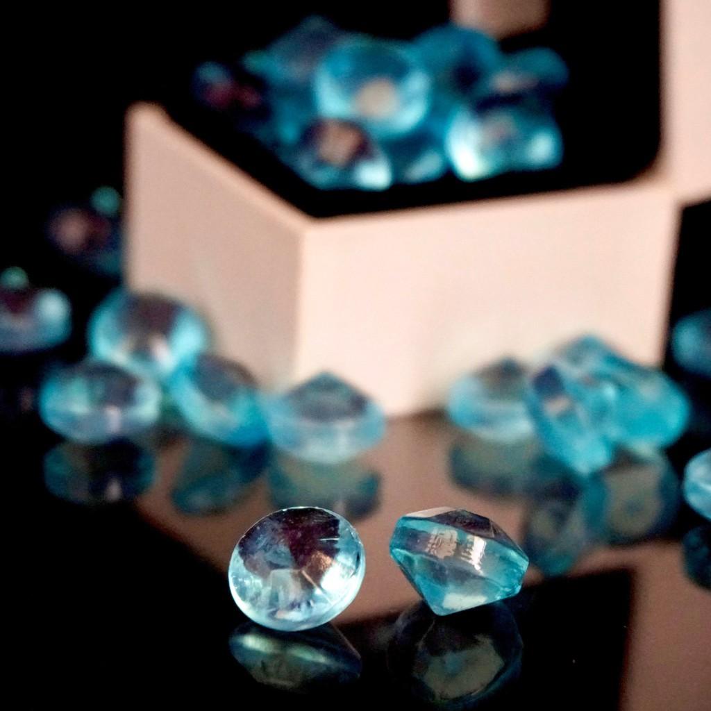 【嘴甜甜】鑽石糖-藍莓 200公克 鑽石糖系列 水晶糖 八種口味 素食