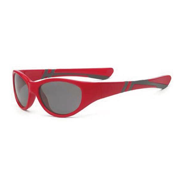 美國RKS 發掘者 兒童太陽眼鏡2-4歲(黑紅)