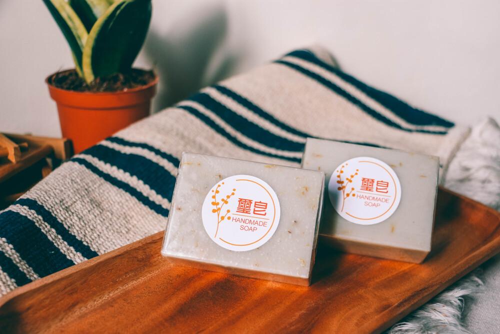 璽皂-金盞花乳油木滋潤皂
