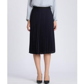 【スーペリアクローゼット/SUPERIOR CLOSET】 《大きいサイズ》 プリーツスカート