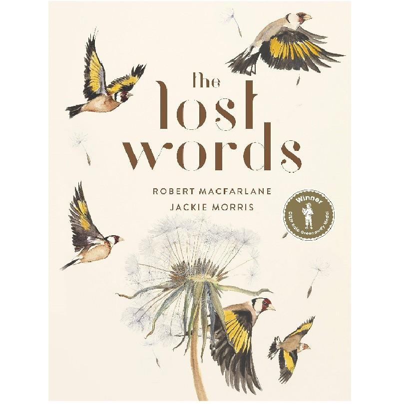 The Lost Words 繪本迷真愛收藏推薦