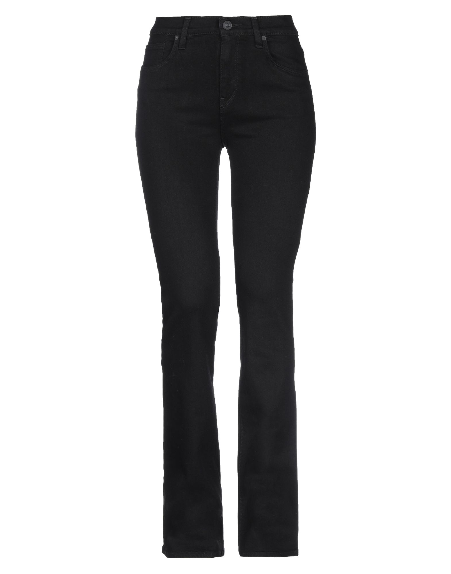 HUDSON Denim pants - Item 42797936