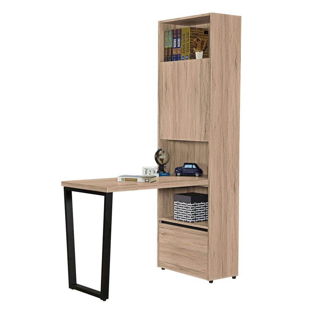 祖克柏4尺組合書桌櫃(全組)大台北都會區免運費