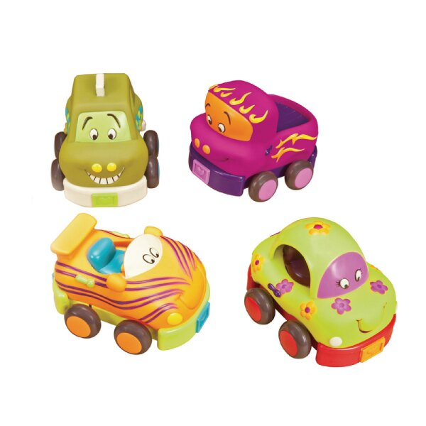 美國 B.TOYS 寶寶迴力車