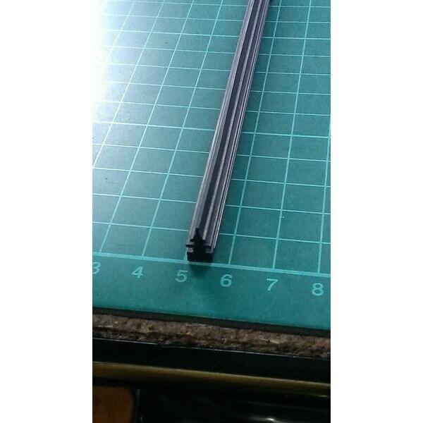 雨刷膠條 長效型超靜音  14-22吋 (1入) 寬:0.6公分  24-28吋 (1入 )寬0.8公分 (MGQ1)