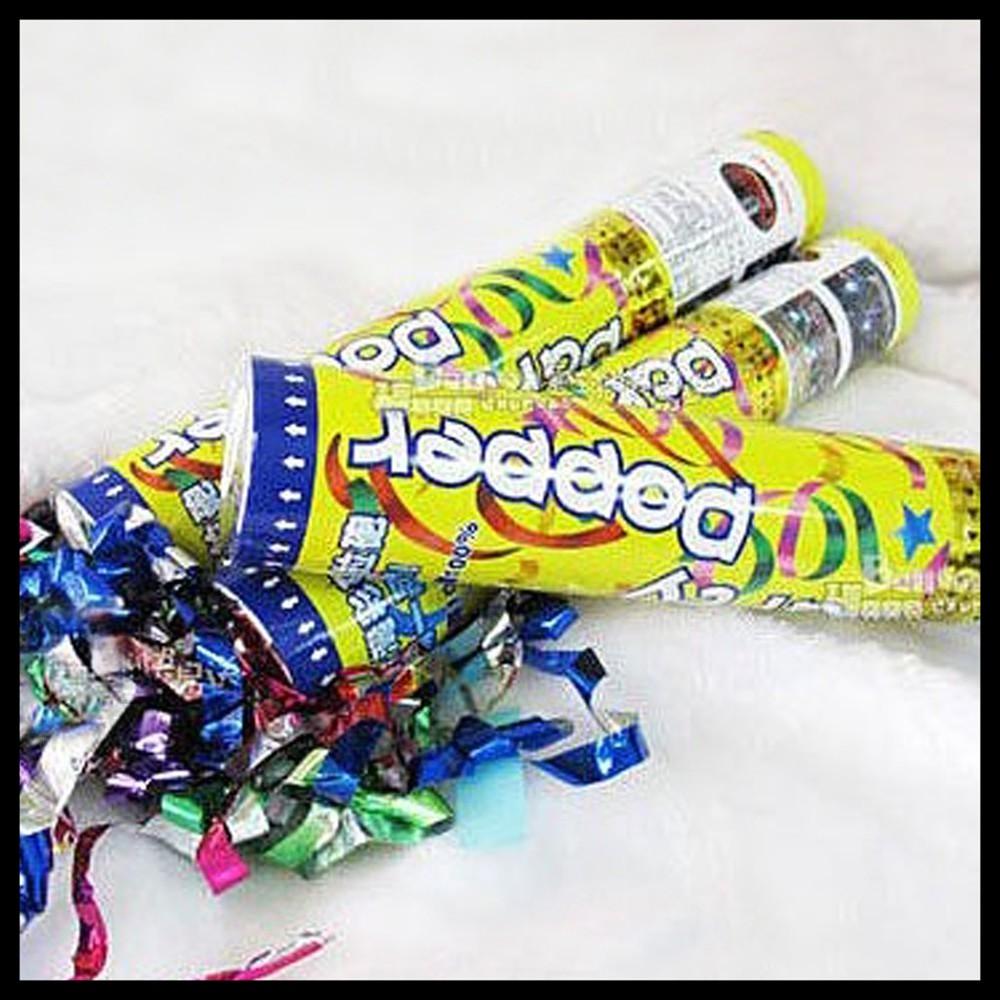 現貨30cm 彩花 (全鋁條) 婚禮轉炮 彩帶禮花 婚宴 節慶 生日 party 佈置氣球快易