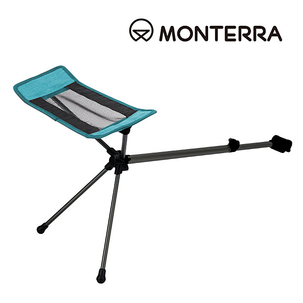 Monterra 腳足支撐配件 Foot Rest/ 城市綠洲 (韓國品牌、露營、摺疊椅配件、折疊)
