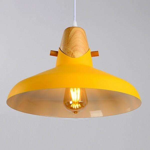 18park-有木吊燈-b款 [深黃,全電壓]-含燈泡組合(5w*1)