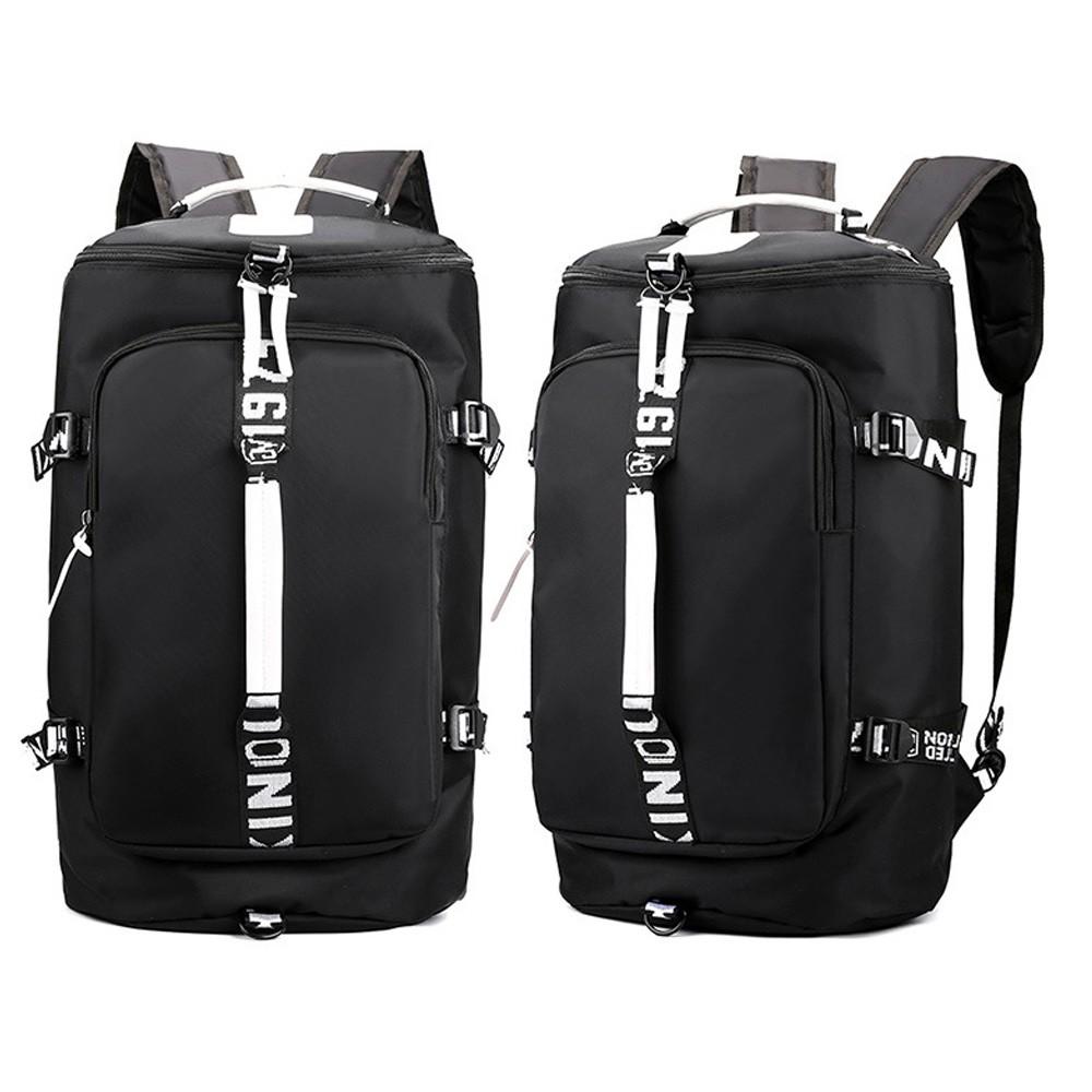 新款大容量 雙肩揹包 女包 休閒旅遊 書包 簡約輕便 健身包 男登山包【B512】