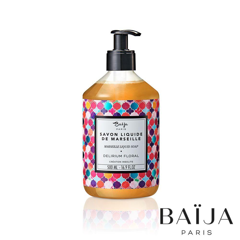 Baija Paris 花卉幻想曲 格拉斯液體馬賽皂 500ML