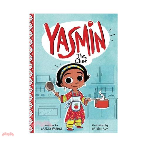 Yasmin the Chef【三民網路書店】[79折]
