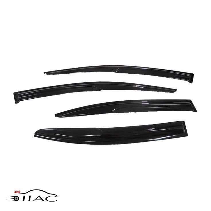 【IIAC車業】Subaru WRX / WRX STI 台製晴雨窗 2015-2020 3D無限款