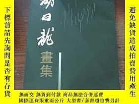二手書博民逛書店罕見胡日龍畫集(限量發行1000冊)Y23809 胡日龍 上海書