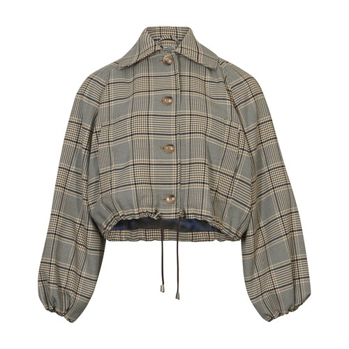 Blair cropped jacket