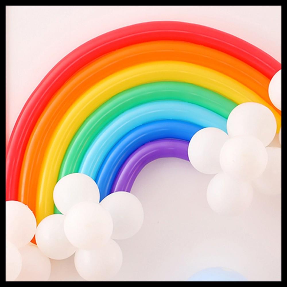 現貨hb 260 長條氣球 造型氣球 氣球教學 節慶 佈置 生日 派對氣球快易送