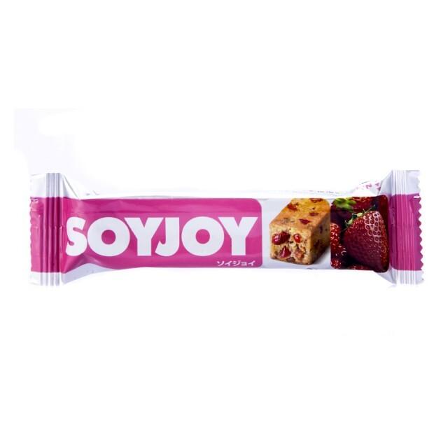 soyjoy日本原裝大豆營養棒(草莓)30g