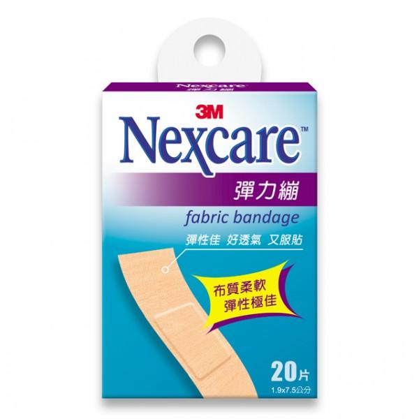 3M  Nexcare  新彈力繃 20片裝