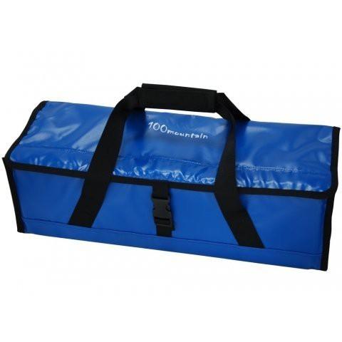 100mountain 防水露營萬用工具裝備袋 L號 藍