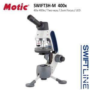 Motic 麥克奧迪 400x 單眼LED蓄電生物實體兩用顯微鏡400x