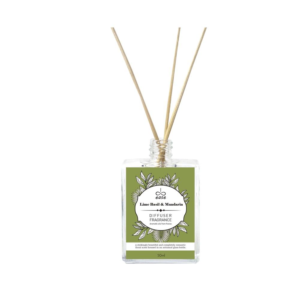 50ML香氛水竹精油-青檸羅勒