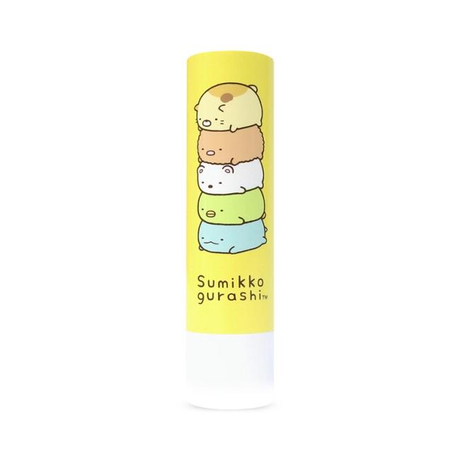 角落小夥伴 保濕水感潤唇膏香草 4g