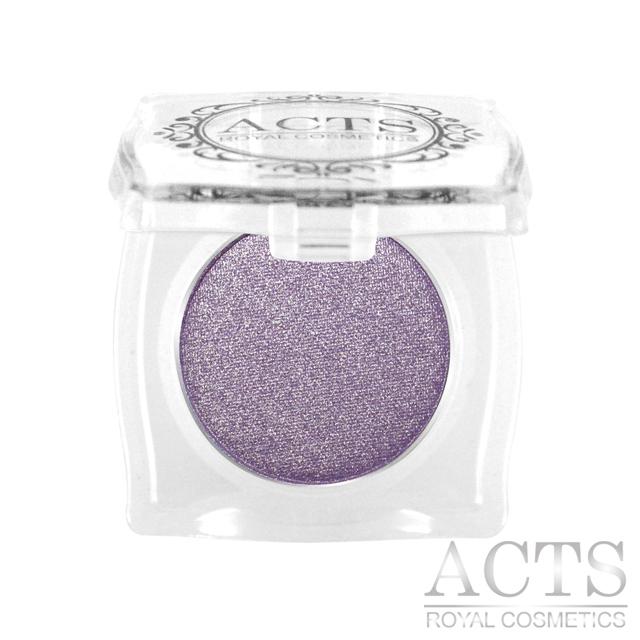 ACTS維詩彩妝 璀璨珠光眼影 時尚霓紫C510(2.3g)