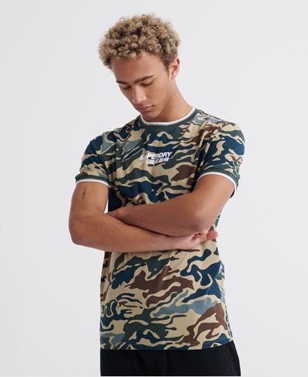Superdry Camo Air T-Shirt