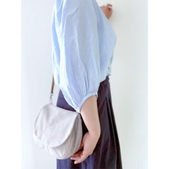 コロントポシェット【定番カラー◎グレー】