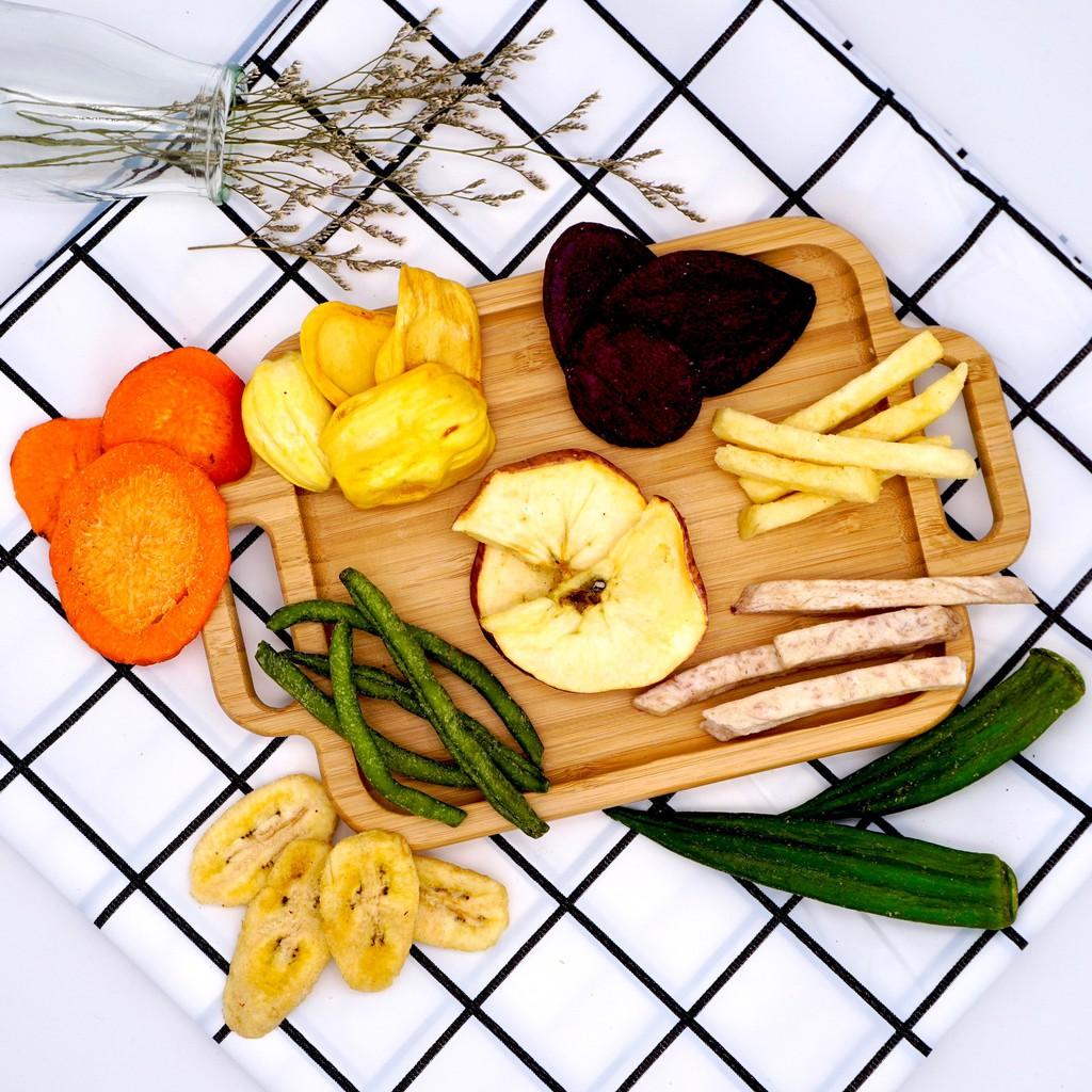 【嘴甜甜】 綜合蔬果脆片 150公克 蔬果乾系列 脫水蔬菜 純素