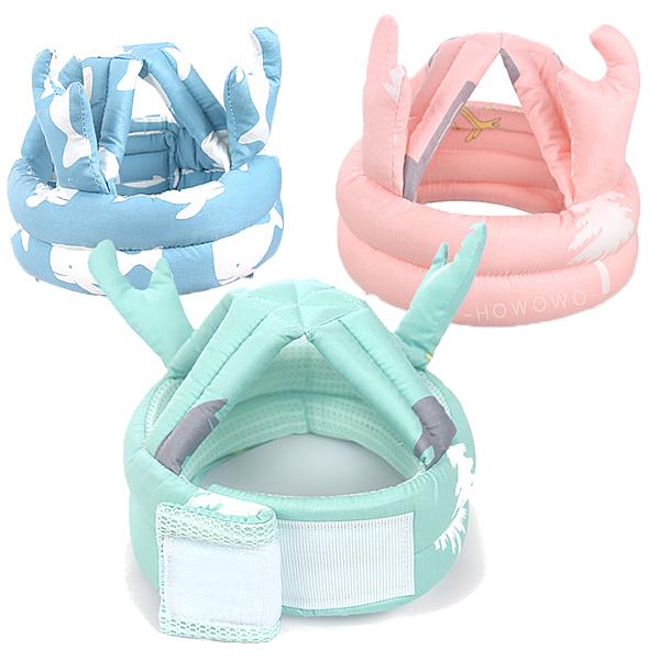 防撞帽 加厚吸震 立體造型 護頭帽 學步帽 兒童防撞帽 寶寶安全帽 防摔帽 DX0401 好娃娃