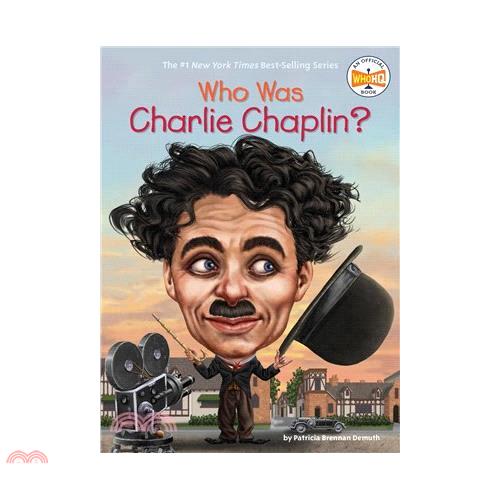 Who Was Charlie Chaplin?【三民網路書店】[75折]