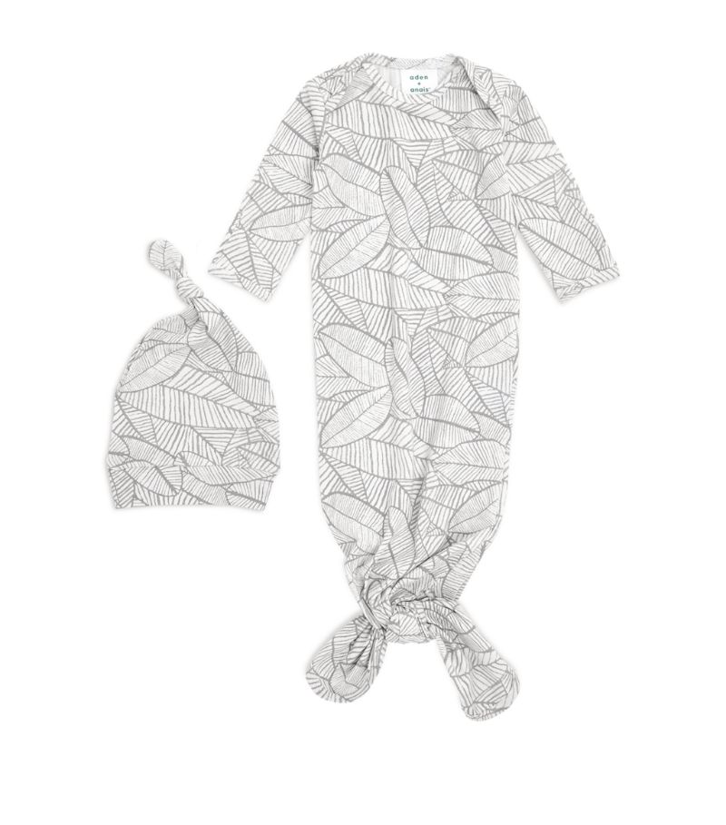 Aden + Anais Swaddle Suit And Hat Set