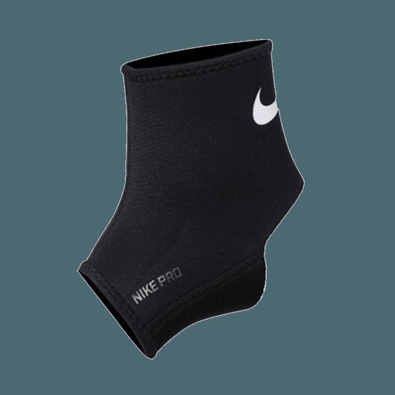Nike Pro 護踝套2.0(亞規)黑色-兩種尺寸L/XL