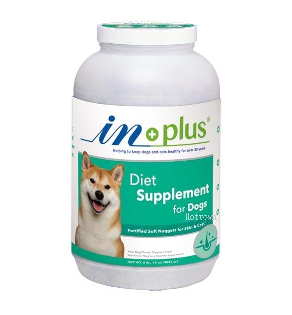 ☆寵愛家☆IN-PLUS 贏 犬用超濃縮卵磷脂3061公克 .