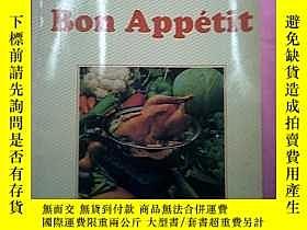 二手書博民逛書店Bon罕見Appetit【菜譜】Y428 中英文對照 AMC I