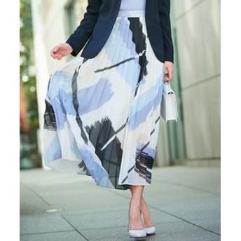 【ICB:スカート】Brushed Pleats スカート